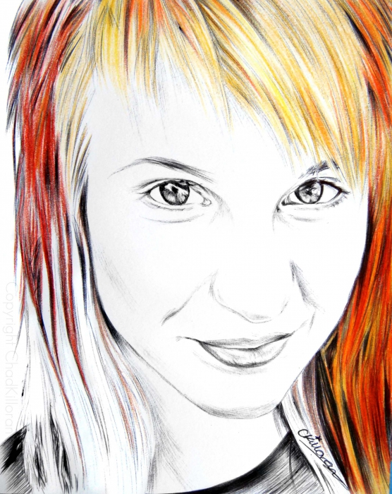 Hayley Williams by ChadK